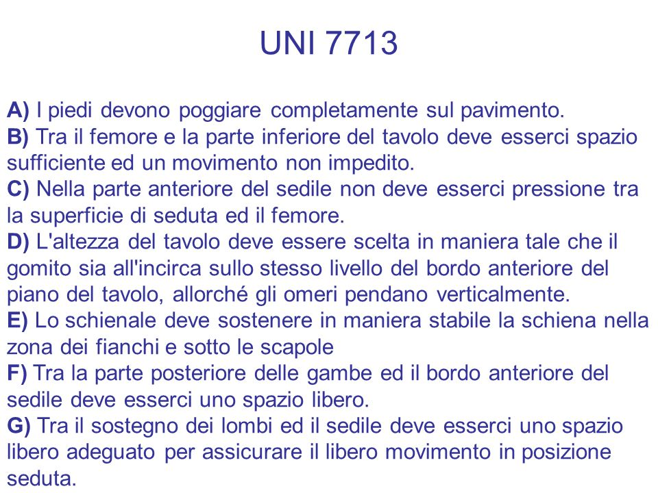 UNI 7713