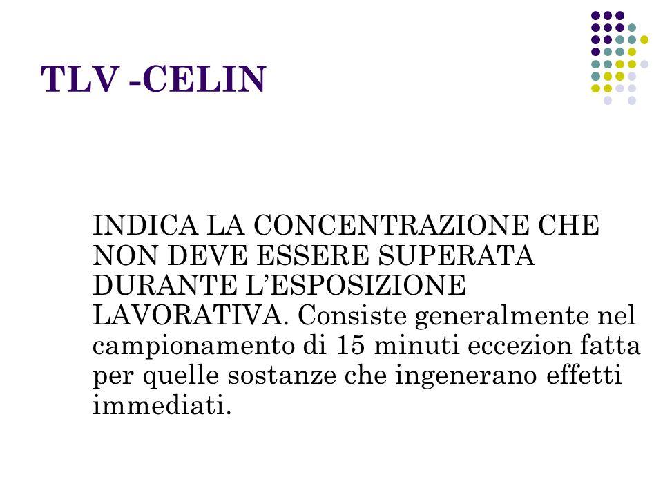 TLV -CELIN