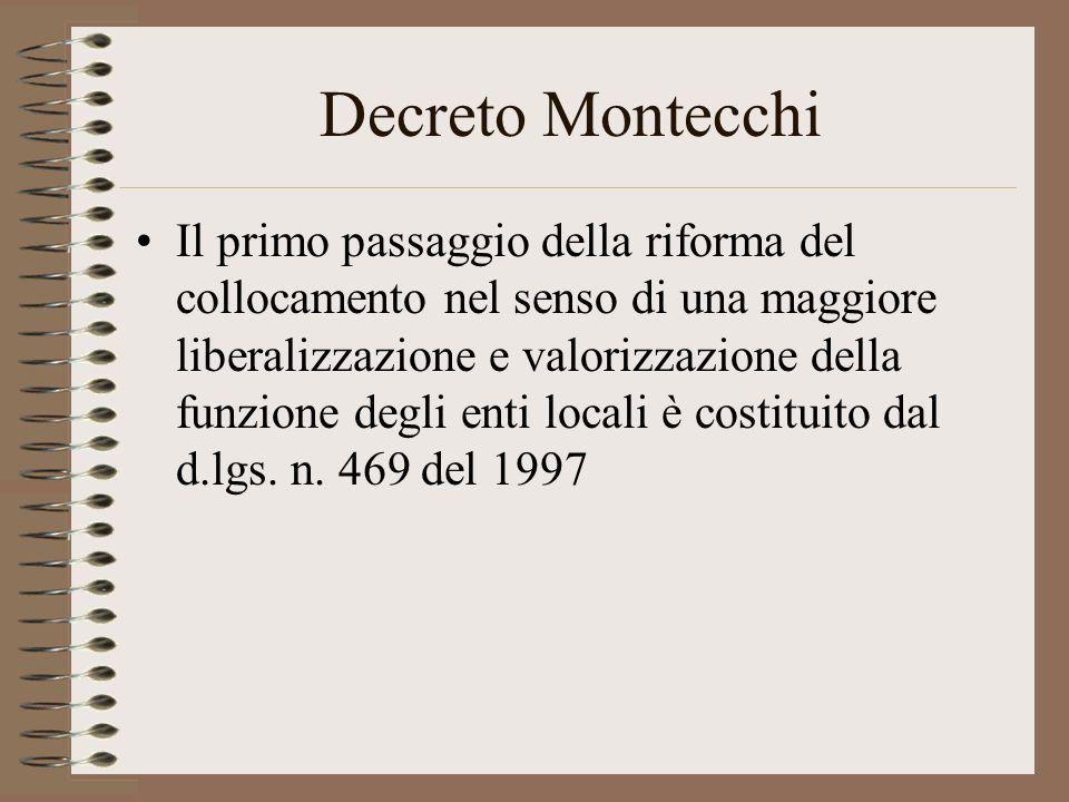 Decreto Montecchi