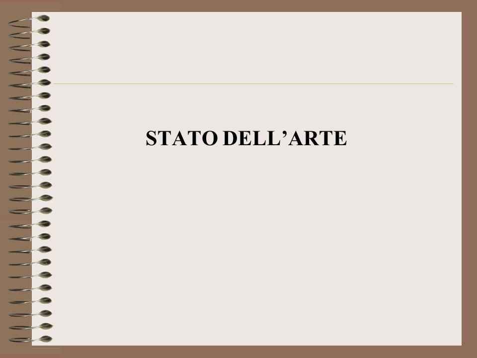 STATO DELL'ARTE