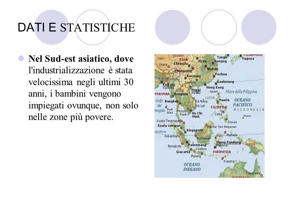 DATI E STATISTICHE