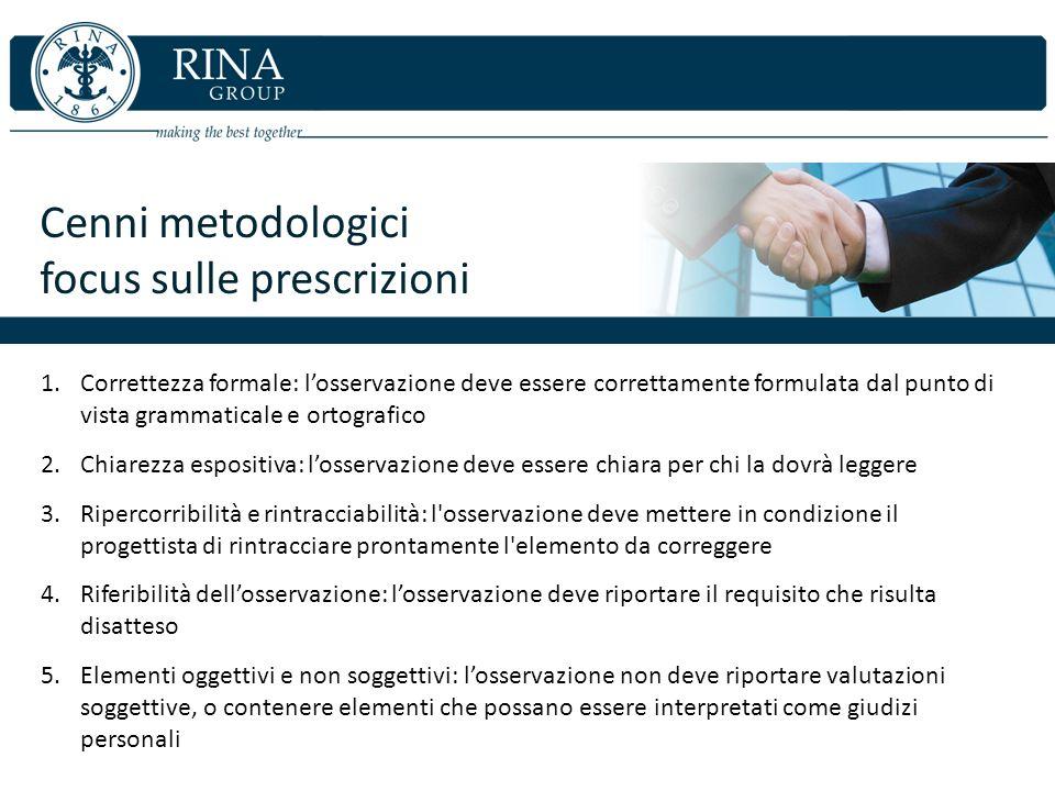 focus sulle prescrizioni