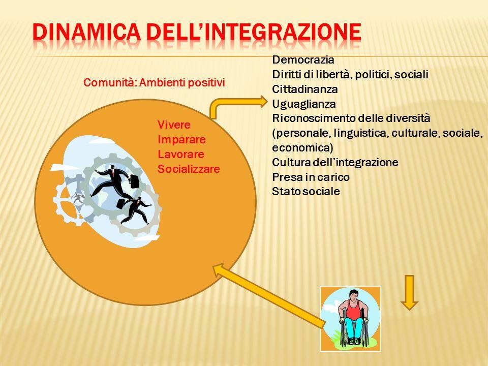 Dinamica dell'integrazione