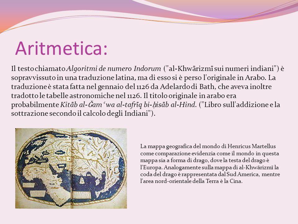 Aritmetica: