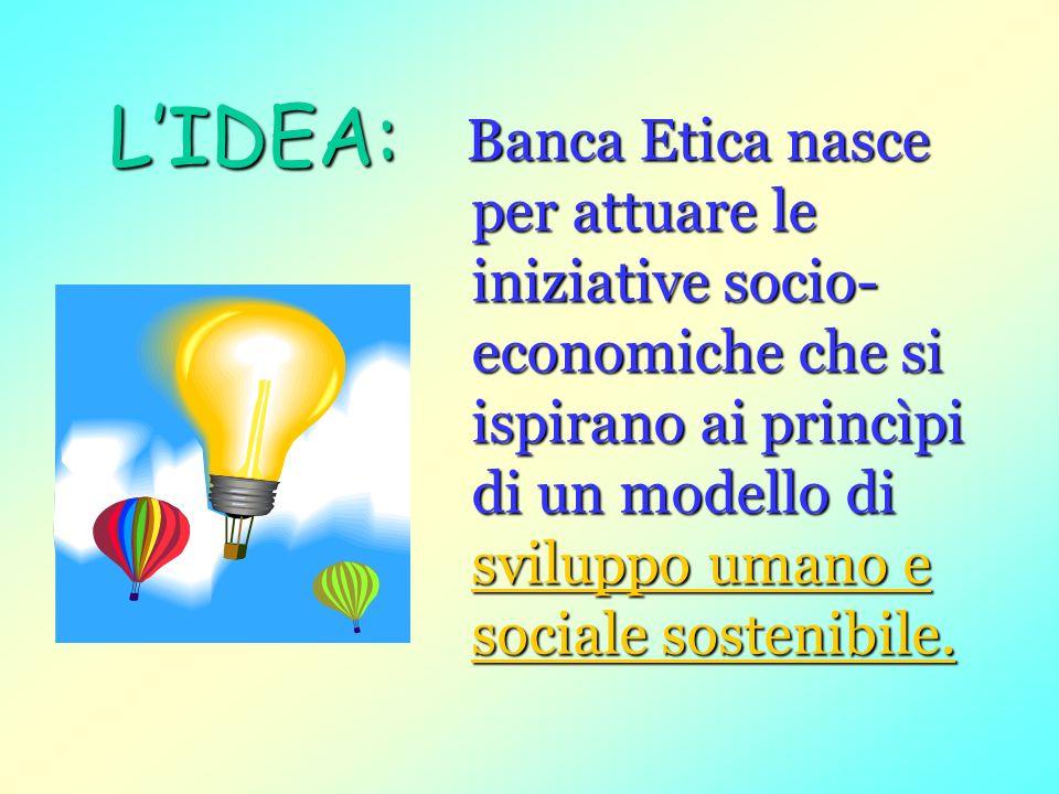 L'IDEA: