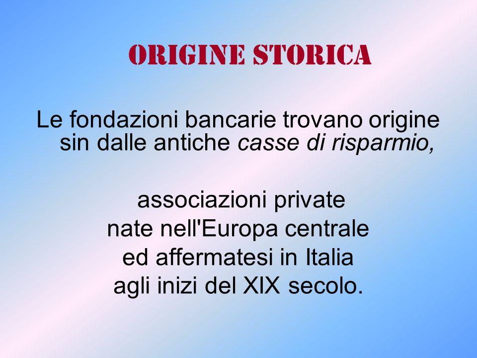 Origine storica