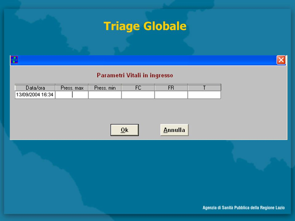Triage Globale