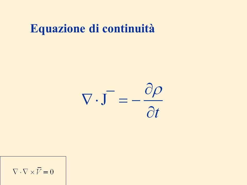 Equazione di continuità