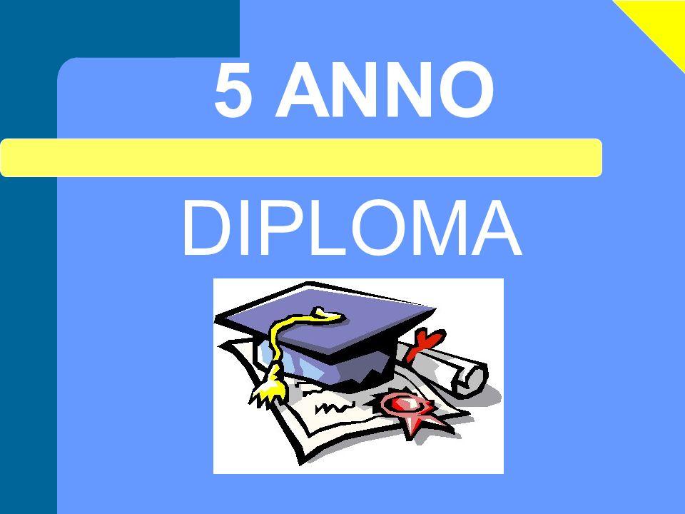 5 ANNO DIPLOMA