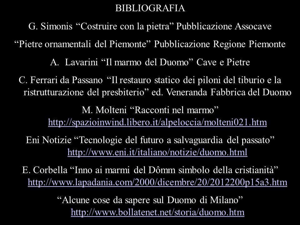 G. Simonis Costruire con la pietra Pubblicazione Assocave