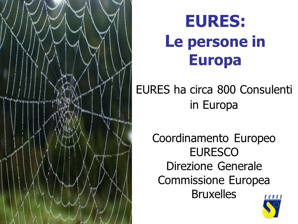 EURES: Le persone in Europa