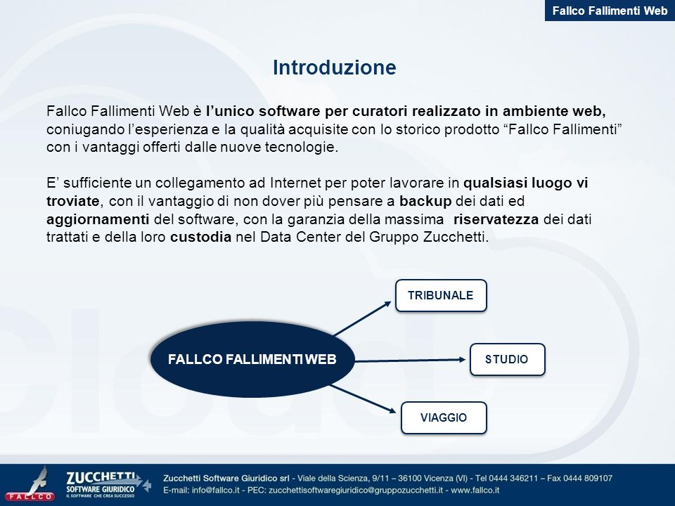 Fallco Fallimenti Web Introduzione.