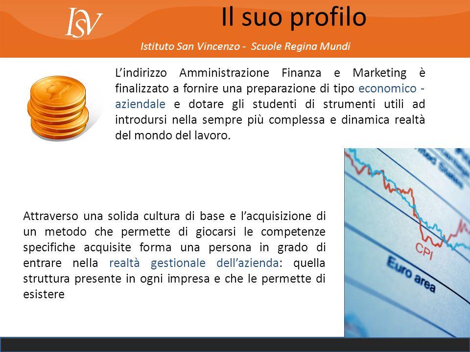 Il suo profilo Istituto San Vincenzo - Scuole Regina Mundi.