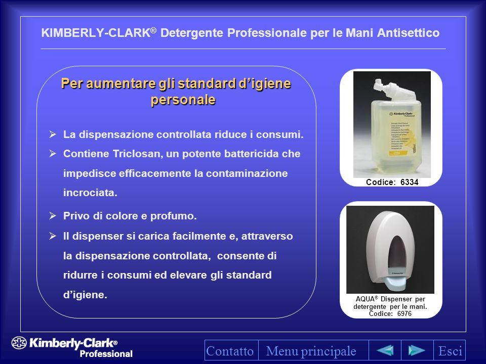 KIMBERLY-CLARK® Detergente Professionale per le Mani Antisettico