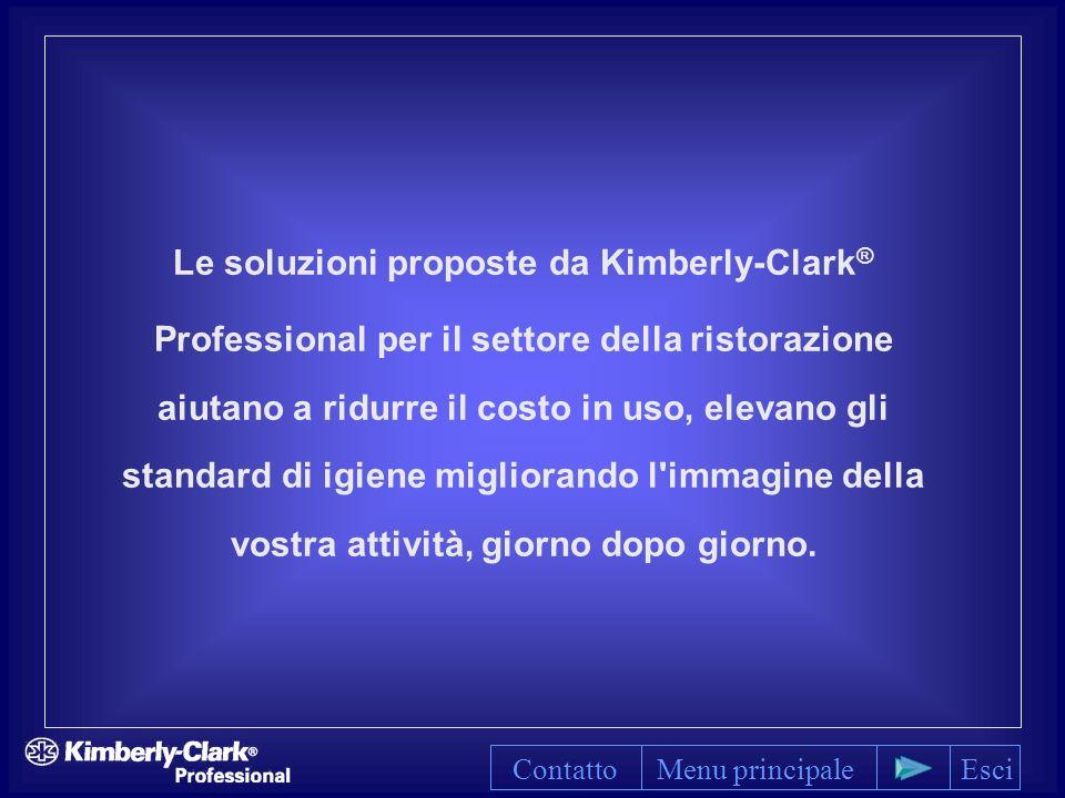 Le soluzioni proposte da Kimberly-Clark®