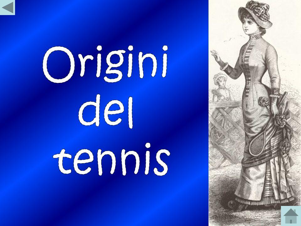 Origini del tennis
