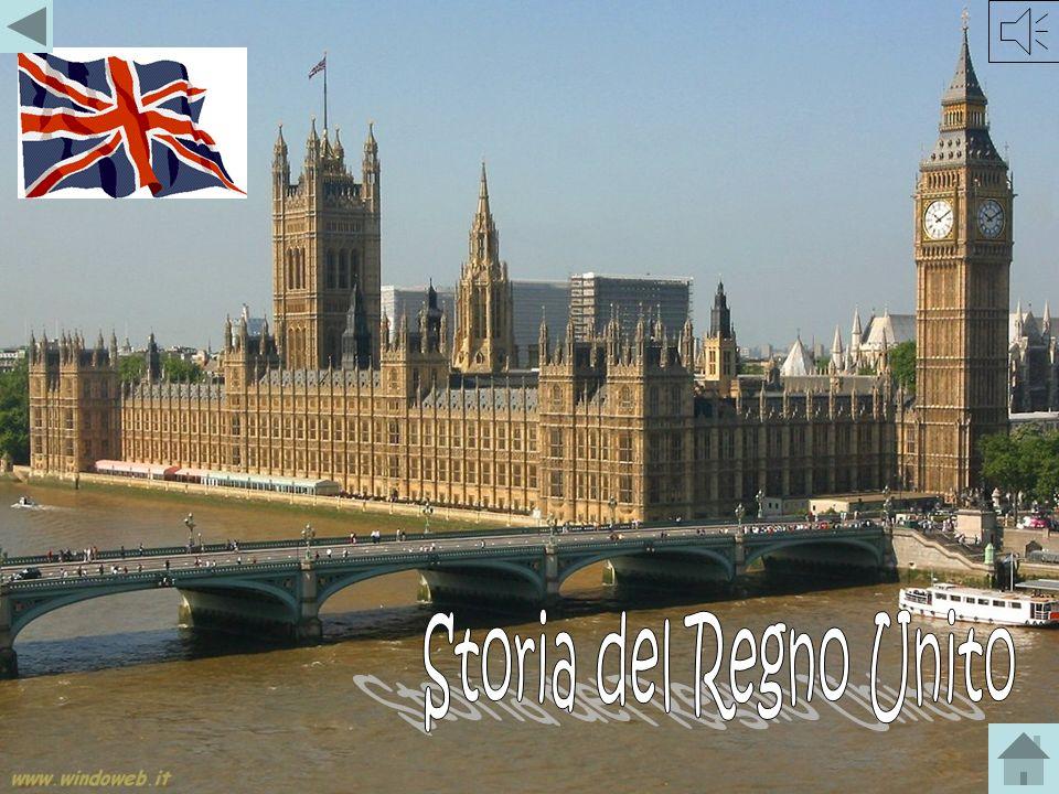 Storia del Regno Unito