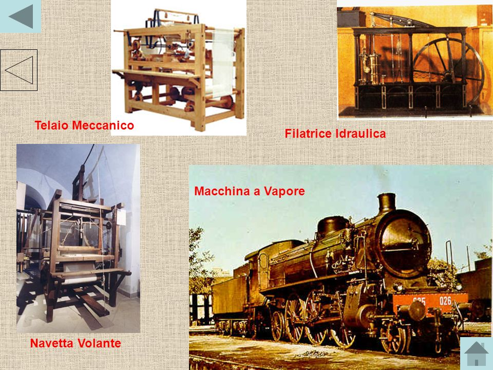 Telaio Meccanico Filatrice Idraulica Macchina a Vapore Navetta Volante