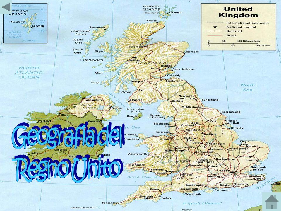 Geografia del Regno Unito