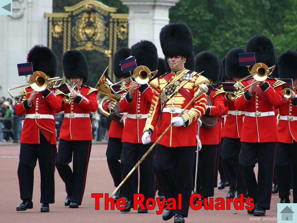 The Royal Guards