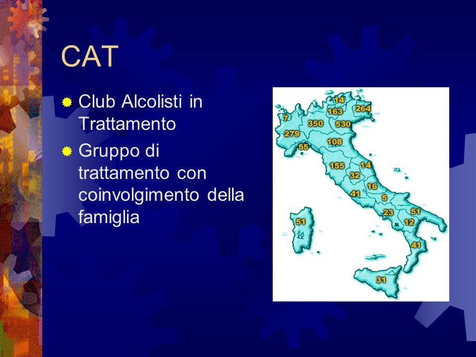 CAT Club Alcolisti in Trattamento