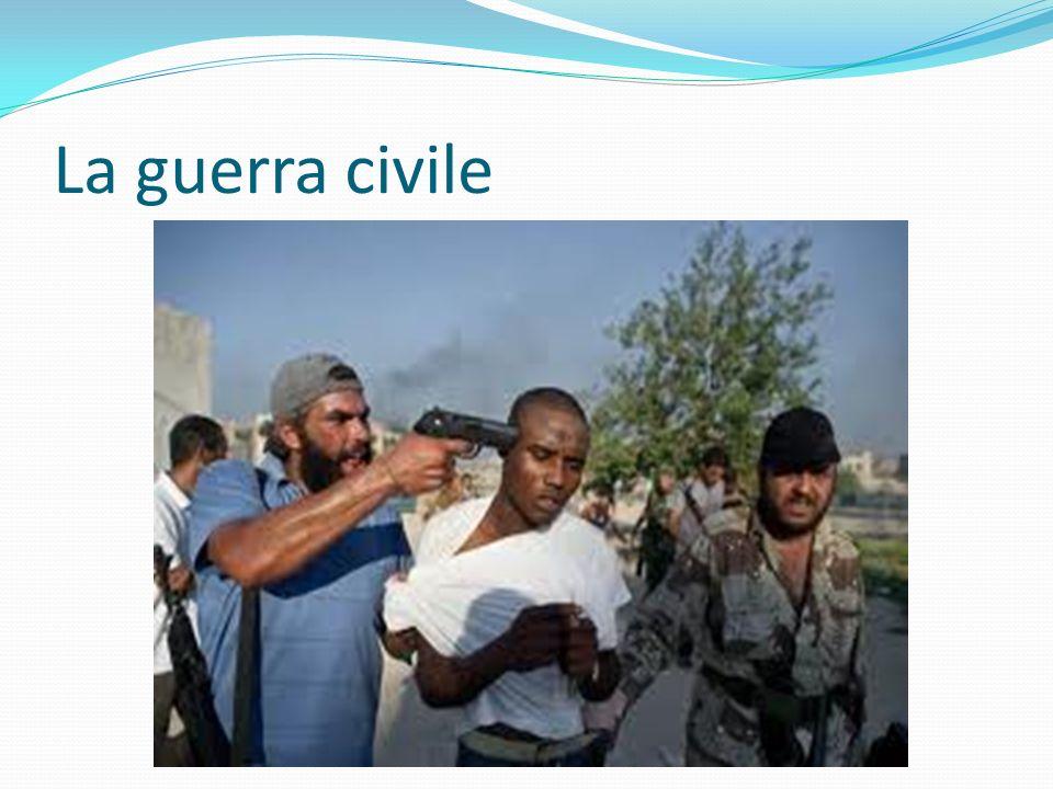La guerra civile