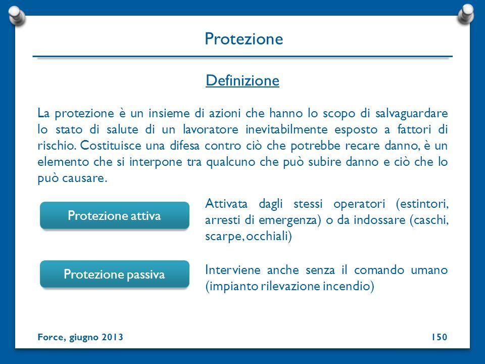 Protezione Definizione