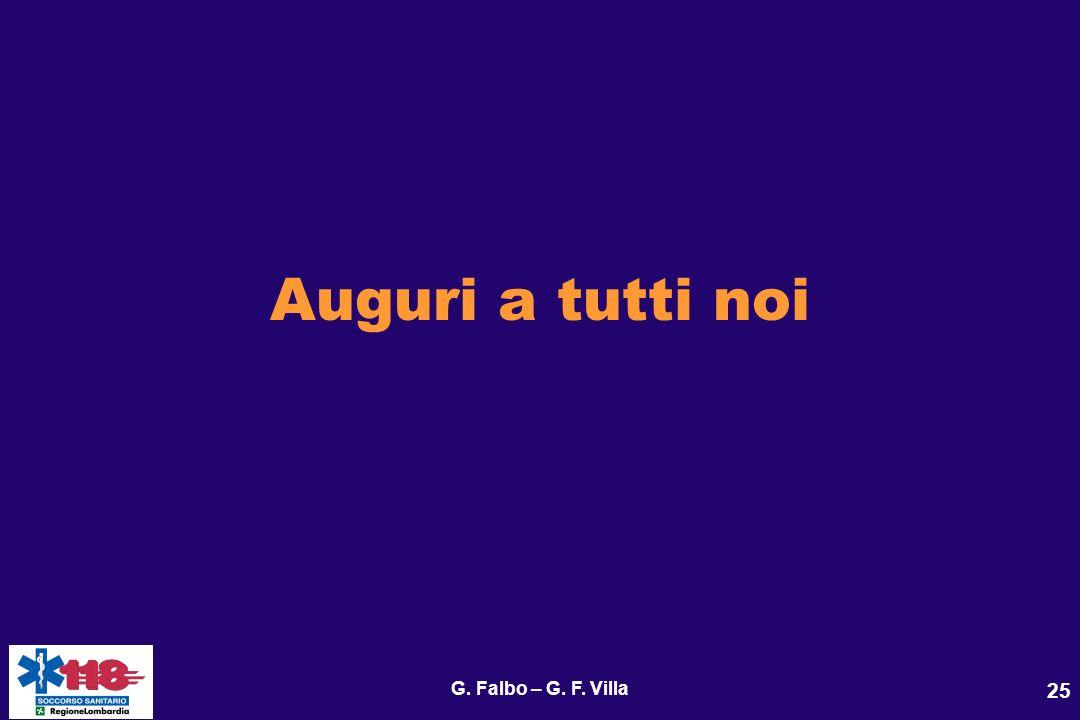 Auguri a tutti noi G. Falbo – G. F. Villa