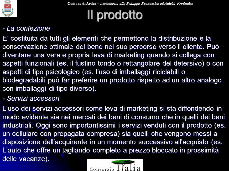 Il prodotto - La confezione