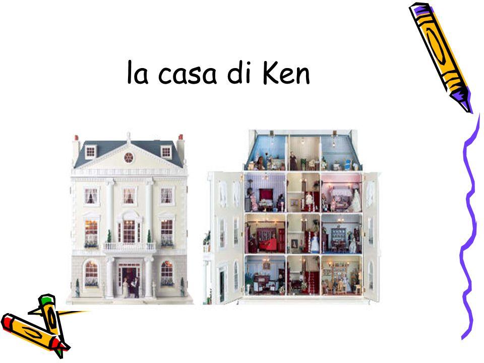 la casa di Ken