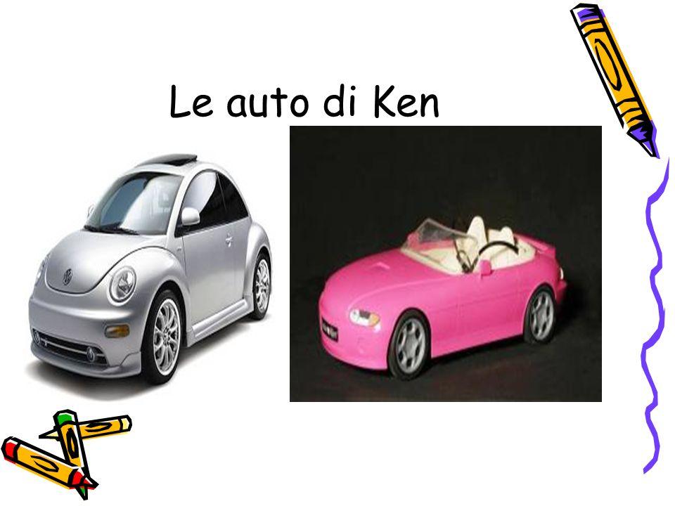 Le auto di Ken