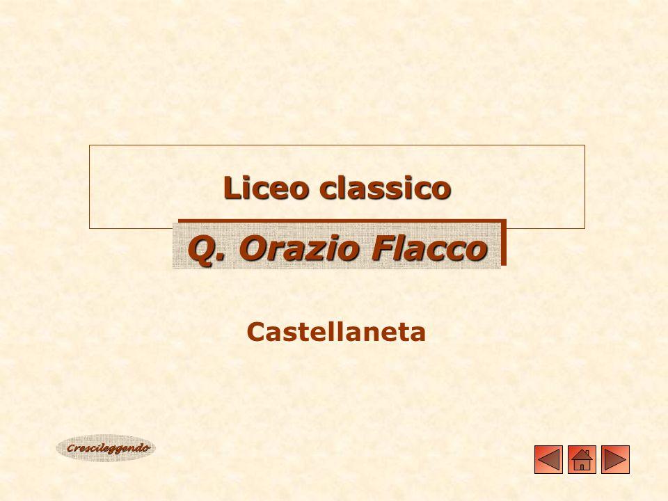 Liceo classico Q. Orazio Flacco Castellaneta Crescileggendo