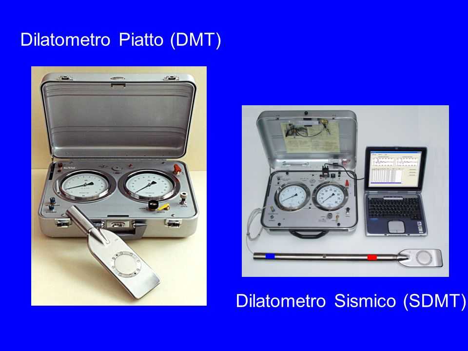 Dilatometro Piatto (DMT)