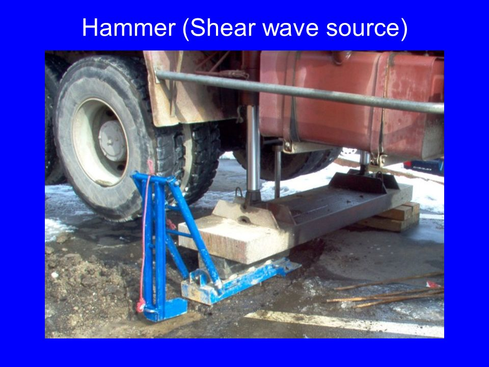 Hammer (Shear wave source)