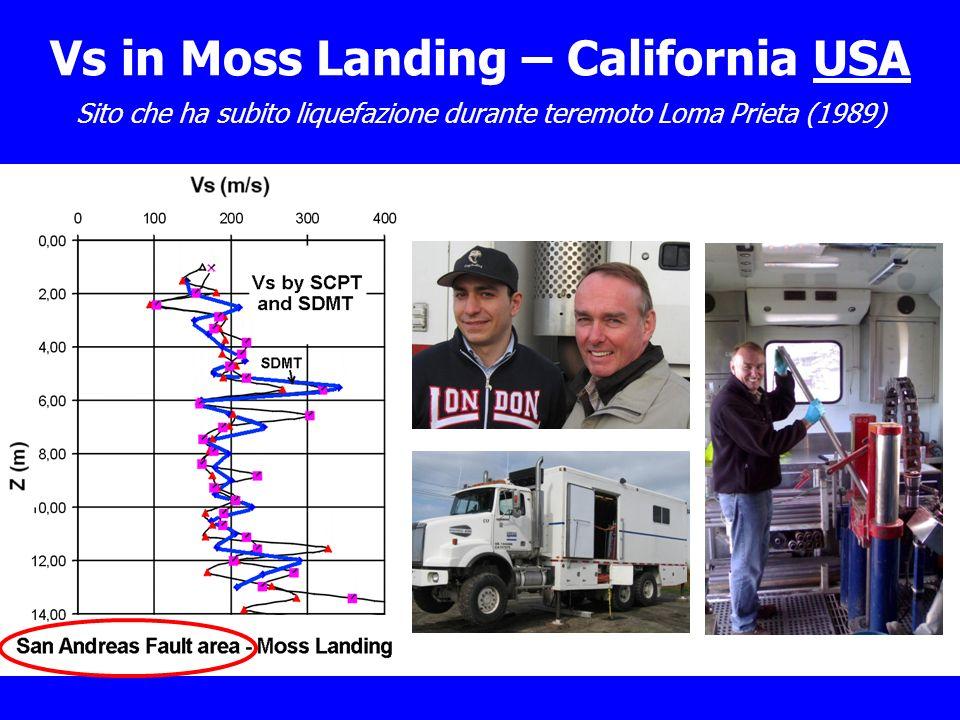 Vs in Moss Landing – California USA