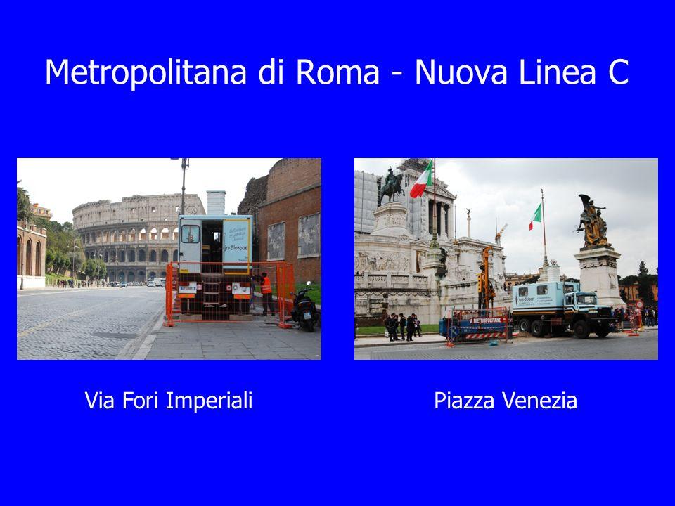 Metropolitana di Roma - Nuova Linea C