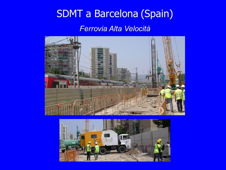 SDMT a Barcelona (Spain)