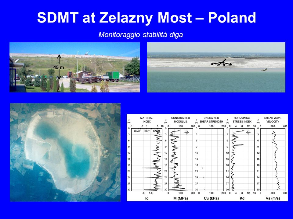 SDMT at Zelazny Most – Poland