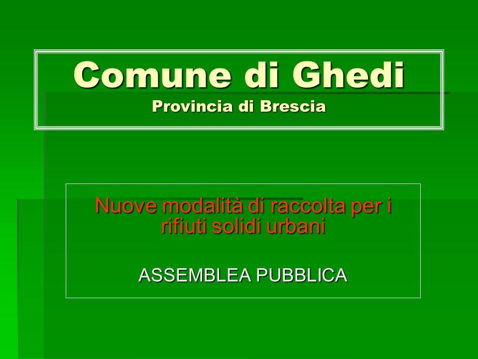 Comune di Ghedi Provincia di Brescia