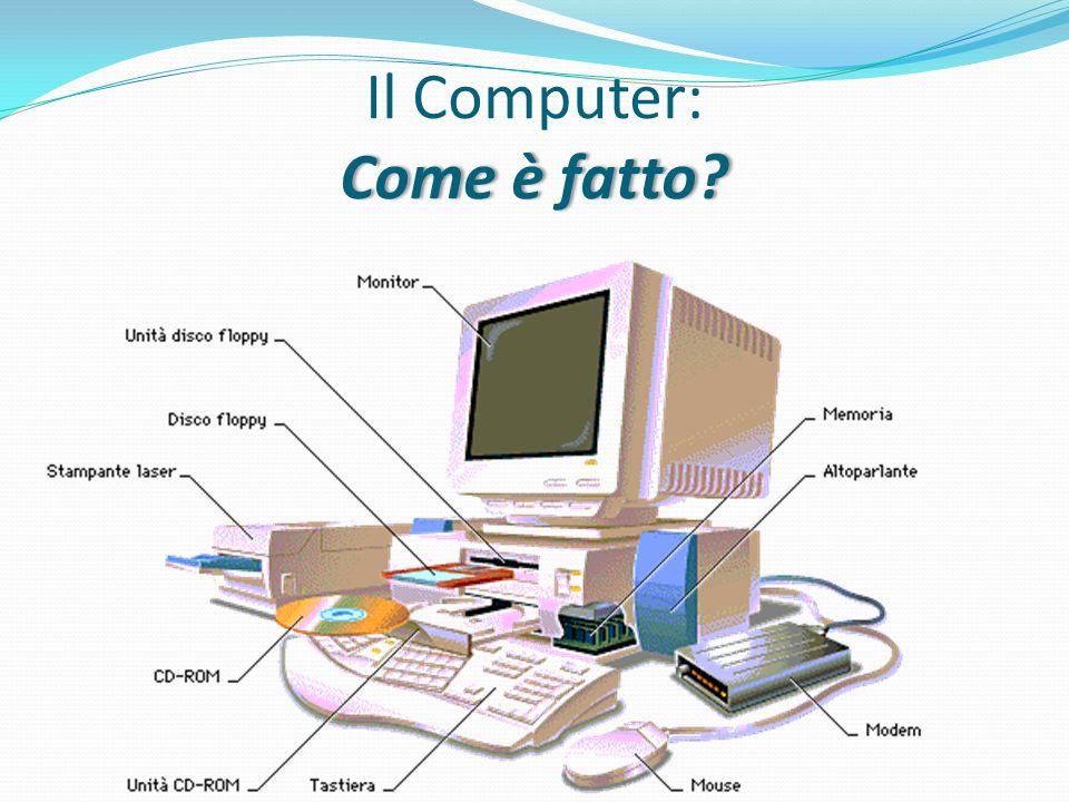 Il Computer: Come è fatto