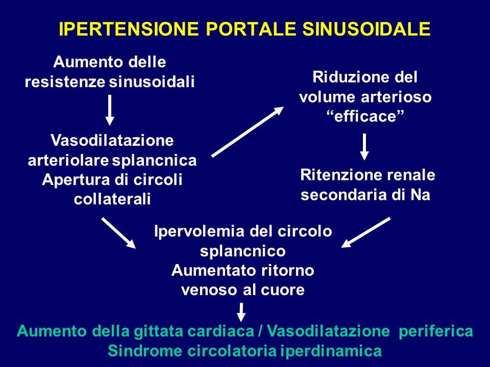 IPERTENSIONE PORTALE SINUSOIDALE