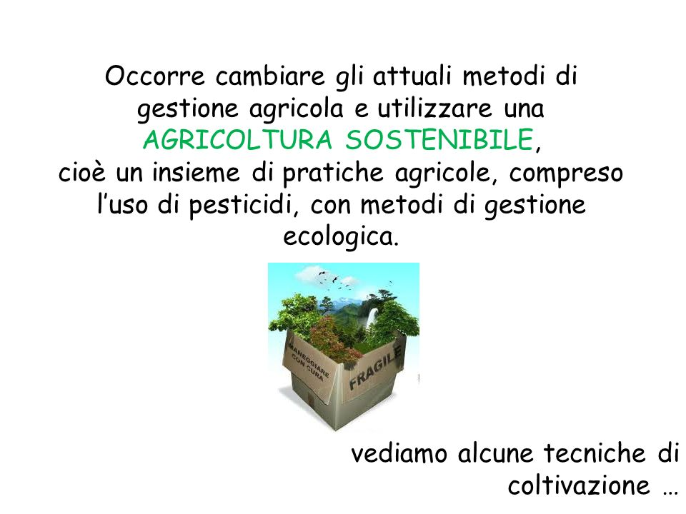 Ecosistemi naturali contro ecosistemi umani ppt video for Mobilia e un insieme di