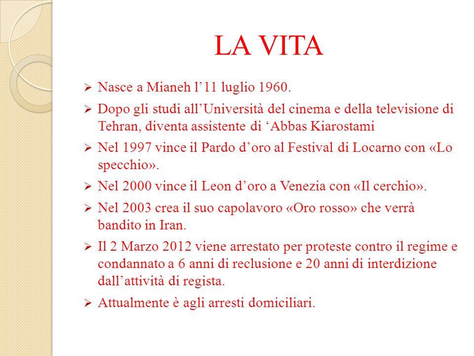 LA VITA Nasce a Mianeh l'11 luglio 1960.