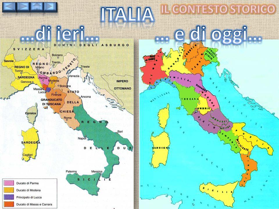 ITALIA …di ieri… … e di oggi…