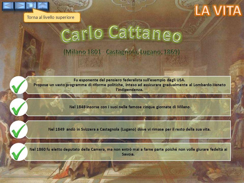 (Milano 1801 - Castagnola, Lugano, 1869)