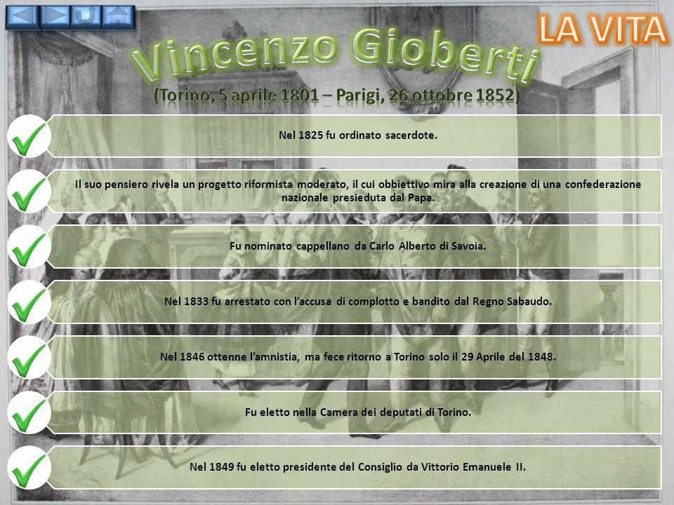 (Torino, 5 aprile 1801 – Parigi, 26 ottobre 1852)