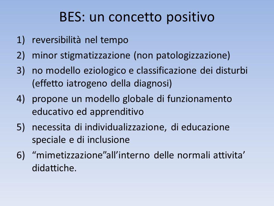 BES: un concetto positivo