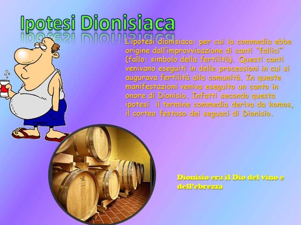 Ipotesi Dionisiaca
