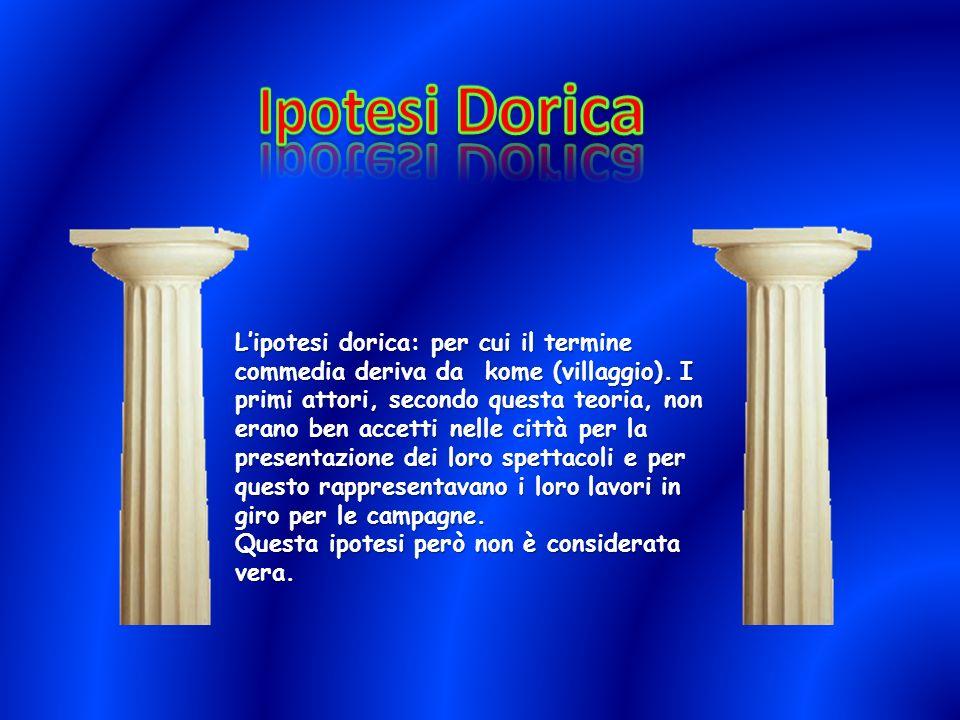 Ipotesi Dorica