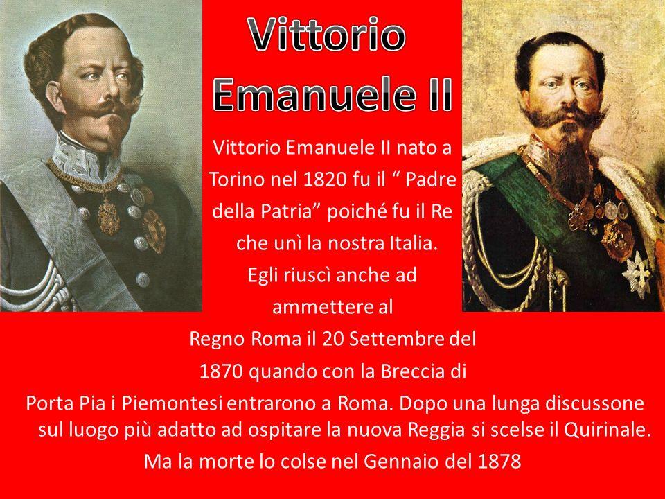 Vittorio Emanuele II.